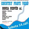 Country proti vodě